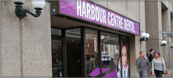 Welcome to Harbour Centre Dental!