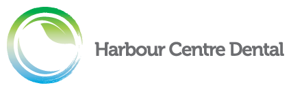 Vancouver dentist Harbour Centre Dental's logo
